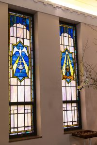 History of Stained Glass Windows